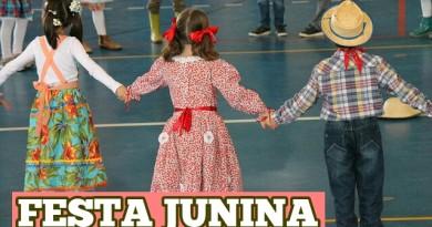 Dançando quadrilha