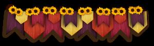 Bandeirinhas - festa junina
