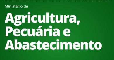 Concurso Ministério da Agricultura - MAPA
