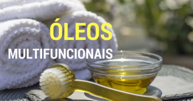 Óleos Multifuncionais: Uma maravilha para rosto, cabelo e corpo!