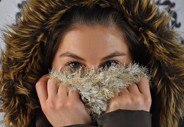 Mulher-inverno