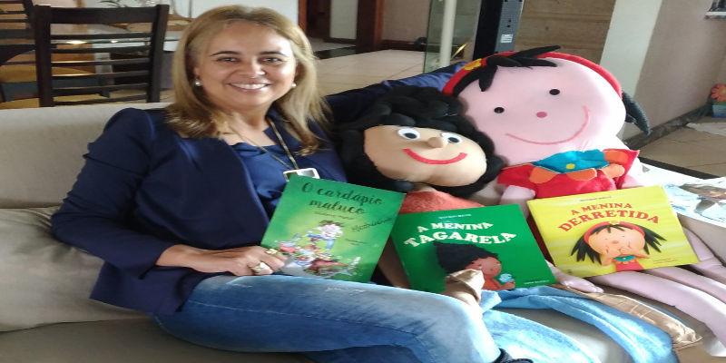 Entrevista com Giulieny Matos, autora do livro A Menina Derretida