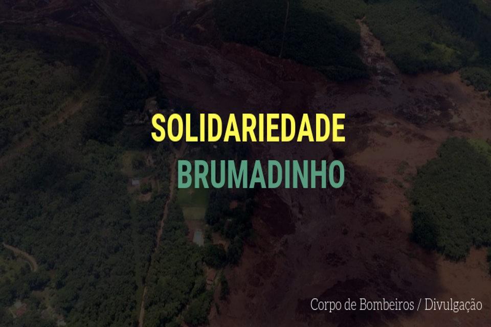 Tragédia em Brumadinho - MG